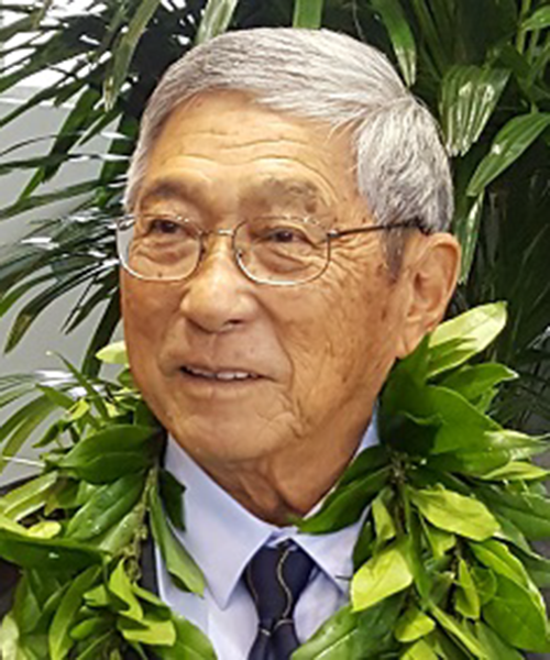 Mayor Harry Kim