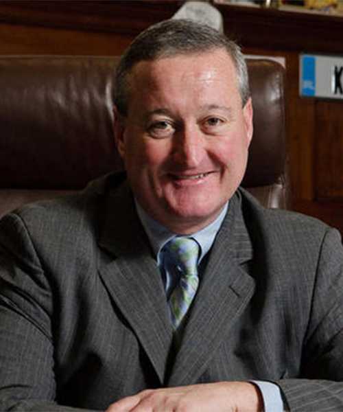 Mayor Jim Kenney